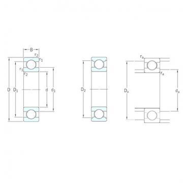 Rolamentos D/W R1-5 SKF